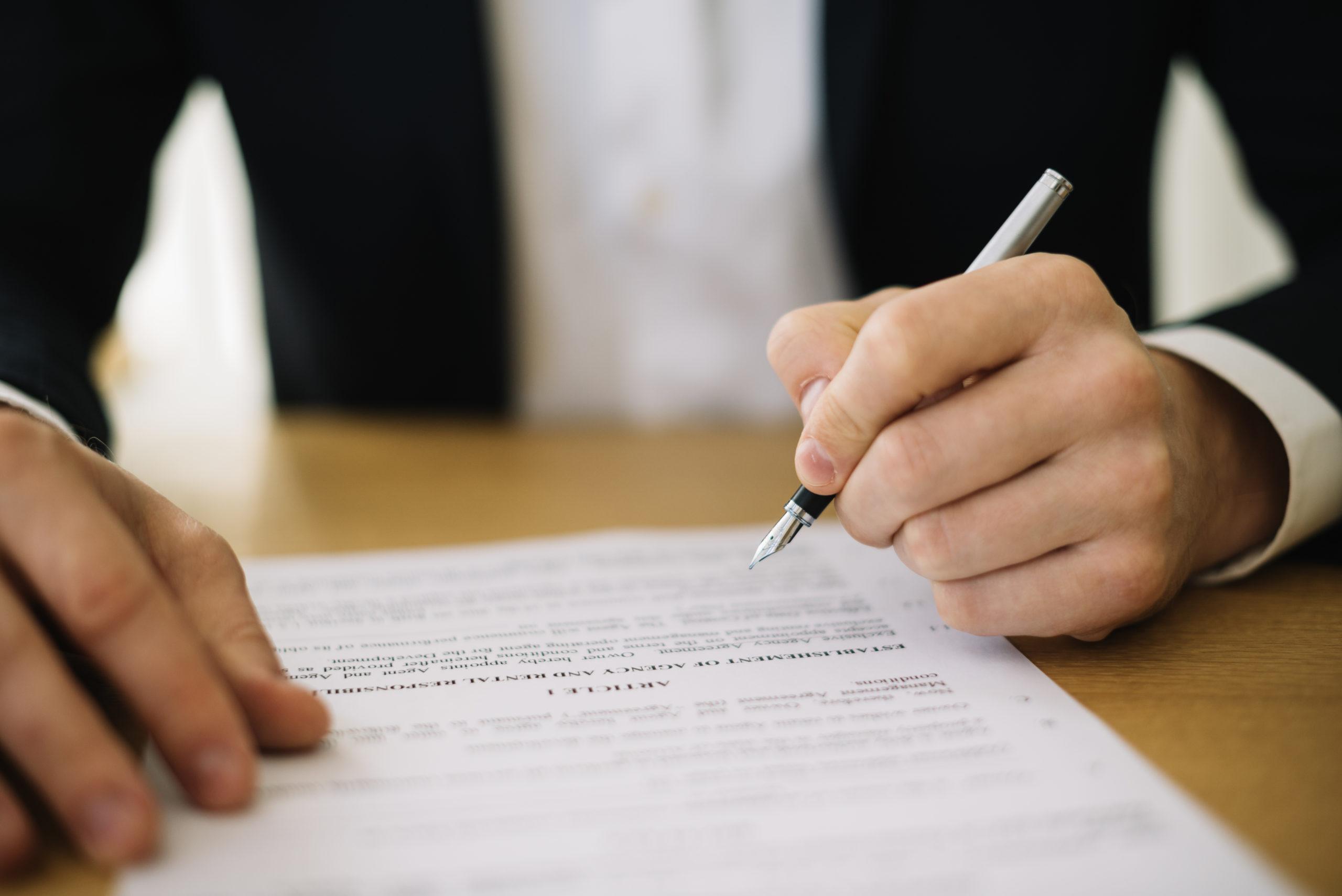 servicios de traducción legal