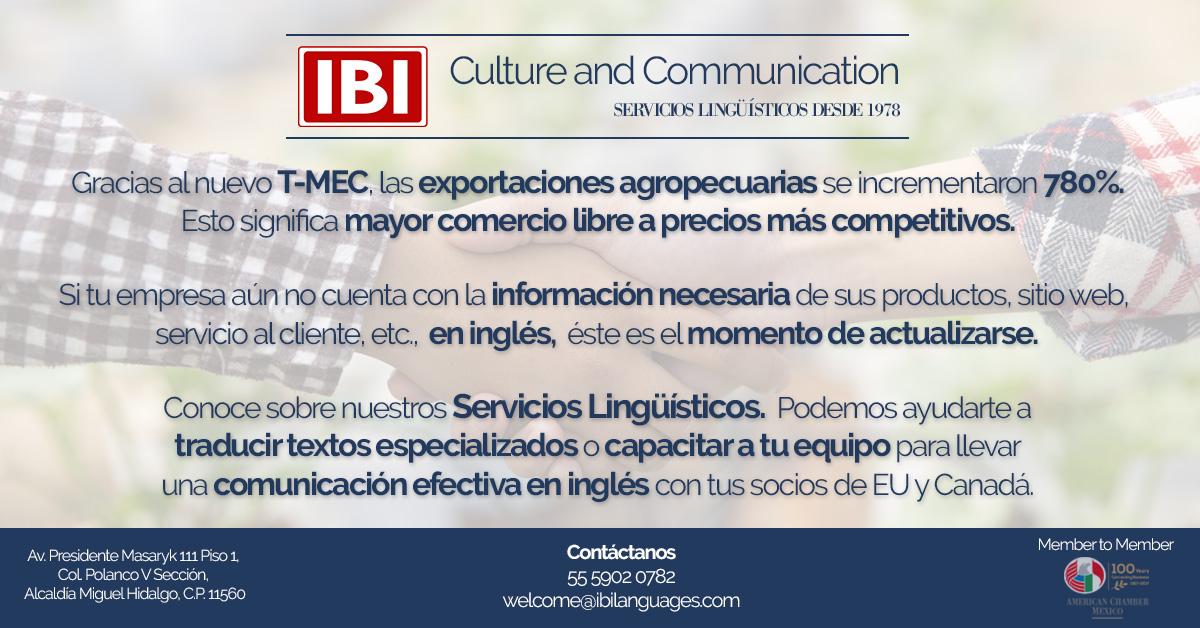 servicios de traducción agricultura
